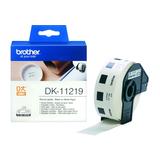 Brother CD/DVD Etiketten für QL-550/QL-500/QL-650 1200 Stück/Rolle