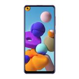 """Samsung A217F Galaxy A21s 16,63cm (6,5"""") 32GB 48/13/8/2 MPixel LTE Blau Dual-SIM"""