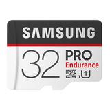 Samsung PRO Endurance MB-MJ32GA  Flash-Speicherkarte microSDHC/SD-Adapter inbegriffen 32 GB