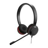 Jabra Evolve 20SE MS stereo On-Ear Headset
