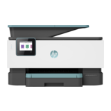 HP Officejet Pro 9015 A4 All-in-One Drucker/Scanner/Kopierer/Fax Tintenstrahldrucker Duplex