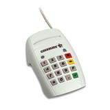 Cherry ST-2000UCZ-R Smart Terminal ST-2000U USB hellgrau