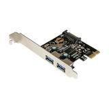 StarTech 2-Ports USB 3.0 PCIe Schnittstellenkarte
