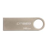 Kingston Data Traveler SE9 16GB USB2.0-Stick silber