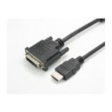 Value HDMI-DVI Adapter HDMI Stecker/DVI-D Buchse
