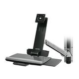 Ergotron StyleView Sit-Stand Combo Arm für bis zu 61cm (24'') Bildschirme 100x100mm, 75x75mm