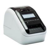 Brother QL-820NWB Etikettendrucker Thermodirekt 300x300dpi 62 mm Breite 176 mm/Sek. USB2.0/WLAN/Bluetooth2.1