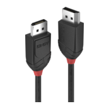 Lindy DisplayPort Kabel Basic 3 m Schwarz