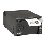 Epson TM-T70II-DT, USB, RS232, Ethernet, PosReady 7, schwarz