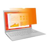 "3M Blickschutzfilter GF156W9E  für Laptop 39,6cm (15,6"") gold"