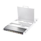 Roline 48,3 cm (19'') KVM Switch 1x8 USB+PS/2