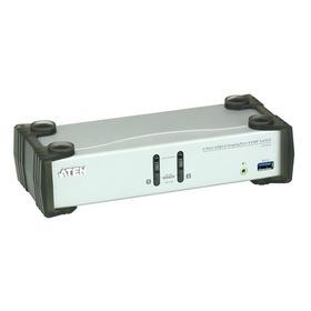 ATEN 2-Port USB 3.1 Display Port KVM Switch
