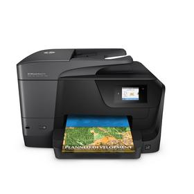 HP Officejet Pro 8718 All-in-One Multifunktionsdrucker Farbe Tintenstrahl