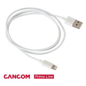 CANCOM Prime Line Lightning auf USB Kabel 1m