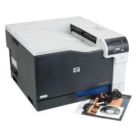HP Color Laserjet CP5225DN A3 Laserdruck 10ppm A3 20ppm A4 600x600dpi USB2.0/Fast Ethernet Duplex 192MB RAM inkl. 350Blatt Papierzuführung Win
