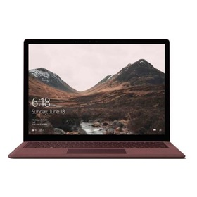 Microsoft Surface Laptop i7-7660U 16GB 512GB 34,3cm W10S bordeaux rot