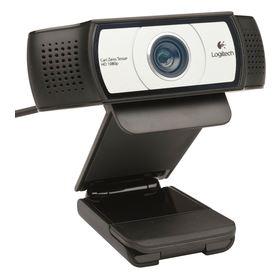 Logitech Webcam C930e Web-Kamera Farbe 1920 x 1080 Audio USB 2.0