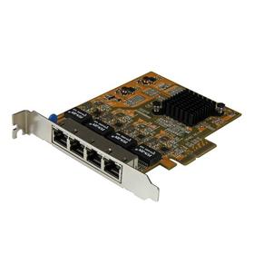 StarTech 4 Port Gigabit Netzwerkkarte PCI-Express