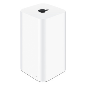 Apple AirPort Time Capsule, 2TB kabellose Festplatte mit integrierter 802.11ac Dual-Band Wi-Fi Basisstation