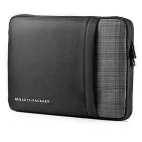 "HP Ultrabook Sleeve für 31,8cm (12,5"") Notebooks schwarz/grau"
