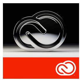 VIP 1 Adobe Creative Cloud für Teams All Apps NEUKAUF, 12 Monate Abo Lizenz Level 1: 1-9 User Multilingual (European Languages) Preis pro User