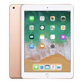 Apple iPad 128GB (2018) Wi-Fi + Cellular gold