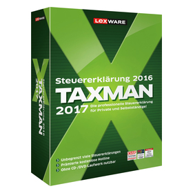 Lexware Taxman 2017 Vollversion