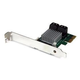 StarTech PCI-Express Schnittstellenkarte SATA intern 4 Port RAID 0/1/10