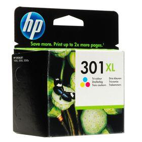 HP Tintenpatrone 301XL cyan/gelb/magenta