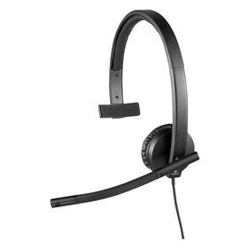 Logitech H570e Headset USB Monaural