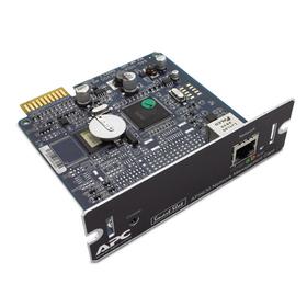 APC UPS Network Management Card 2 Unterstützung von SNMP V3, neue Security-Protokolle (SSH-Encyr. bis 248mbit)