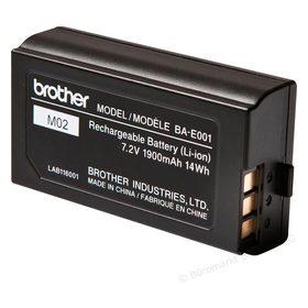 Brother BA-E001 Drucker-Batterie  für P-Touch H300