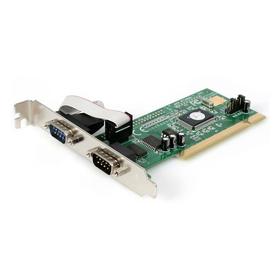StarTech PCI Schnittstellenkarte Serial RS-232 2 Port