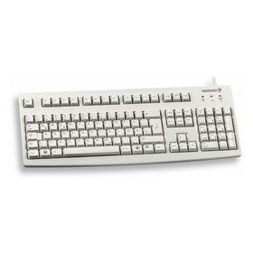 Cherry Tastatur G83-6105 USB grau Tastatur-Layout Deutsch