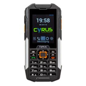 "Cyrus Outdoor Hybrid Handy CM16 6,1 cm (2,4"") 4 GB Schwarz"