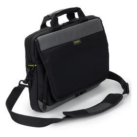 Targus City Gear Slim Topload für 35,6cm (14'') Notebooks Polyurethan schwarz