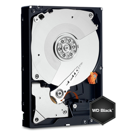 "Western Digital Black Desktop HDD 500 GB SATA intern 8,9 cm (3,5"")"