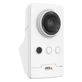 Axis M1045-LW Small Wireless Indoor Cube Camera Day/Night 2.8 mm fixed lens