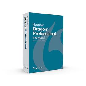 Nuance Dragon Professional Individual 15 Vollversion CD Deutsch Win