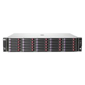 HP StorageWorks D2700 Disk Enclosure  25 Schächte für SAS Platten 2HE