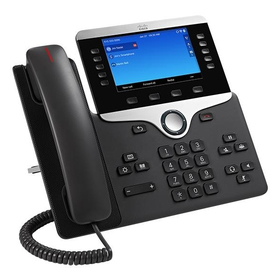 Cisco IP Telefon 8841 Farb-Display PoE schnurgebunden