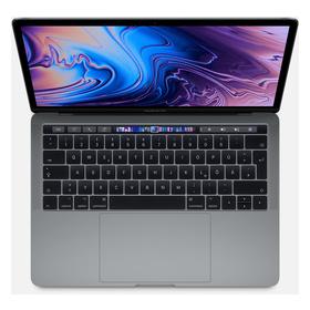 Apple MacBook Pro 2,7GHz Intel QC i7 33,8 cm (13,3'') Retina Display Touch Bar Touch ID 16GB RAM 512GB SSD spacegrau