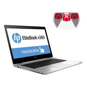 HP EliteBook x360 1030 G2 i7-7600U 16GB 512GB 33,8cm LTE W10P mit Sure View Blickschutz