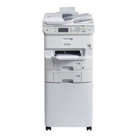 Epson WorkForce Pro WF-6590DTWFC Multifunktionsdrucker Tintenstrahl Farbe A4 4800 x 1200 DPI bis zu 34 Seiten/Min. (Drucken) 1080 Blatt