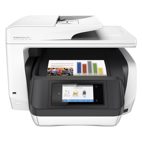 HP Officejet Pro 8720 A4, Drucker/Kopierer/Scanner/Fax, Tintenstrahldruck