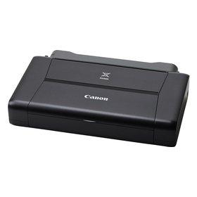 Canon PIXMA iP110 EUM/EMB A4 Farbtintenstrahldrucker inkl. Akku Kit LK-62 9600x2400dpi