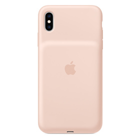Apple Smart Battery Case für iPhone XS Max Sandrosa
