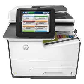 HP PageWide Enterprise Color MFP 586f A4, Drucker/Kopierer/Scanner/Fax, Tintenstrahldruck