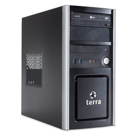 Wortmann TERRA PC-BUSINESS 4000 GREENLINE G4600 4GB 500GB Intel HD W10P
