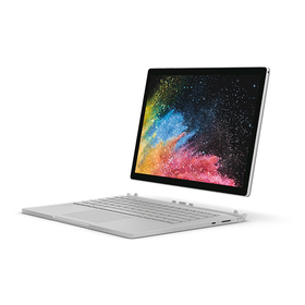 Microsoft Surface Book 2 i7-8650U 16GB 512GB 38,1cm W10P